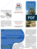 Valley Fever Brochure Spanish