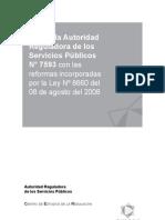 Ley 7593 Con Reformas 8660