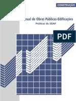 MANUAL DE OBRAS PÚBLICAS - EDIFICAÇÕES