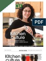 Kitchen Culture - Currents 3-29-2012