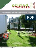 Boletín Identidad Normalista No. 18
