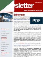 Newsletter T&P N°56