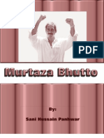Murtaza Bhutto; Events after his murder