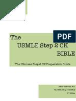 Step 2 Ck Bible
