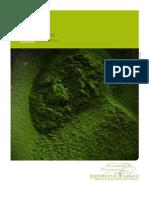 Informe de Gestión 2008 Fondo Patrimonio Natural
