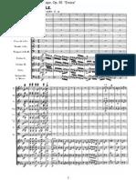 Symphony No.3 Mov 4