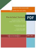 Plan Territorial de Salud Aguazul