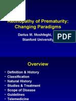 Retinopathy of Prematurity Ppt