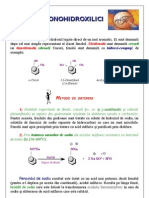 Fenoli Monohidroxilici(1)