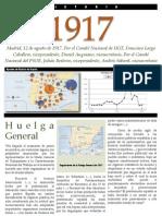 HUELGA 1917