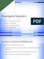 6.Descriptive Stats