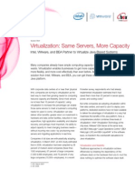 Bea Intel Vmware Virtualization Solution Brief 052007