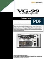 Roland VG-99 OM