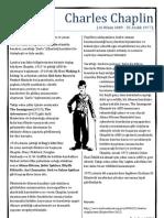 Charles Chaplin Biyografi