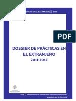 Dossier Practicas Extranjero