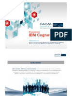Saima Solutions- IBM Cognos 10 -Presentacion Corporativa y Soluciones 2012