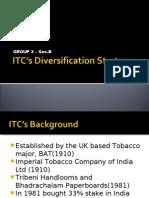 ITC Divercification