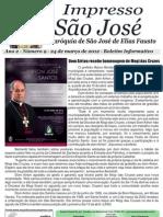 Impresso São José Março de 2012