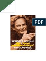 Feynman - Que Te Importa Lo Que Piensen