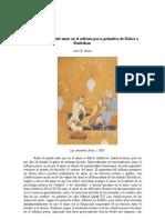 Las etapas del amor en el sufismo persa -  Carl Ernst