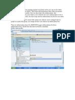 Status Profile in ERP SAP