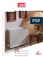 Barlo Roundtop Radiators UK 2004