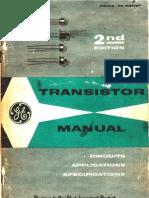 GE Transistor Manual 2nd Edition