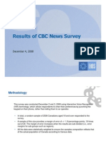 CBC-EKOS National Polling December 4