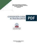 Comvencion Colectiva de Trabajo 3 Corte