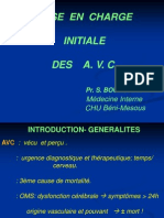 Pr Boumedine Accident Vasculaire Cerebral