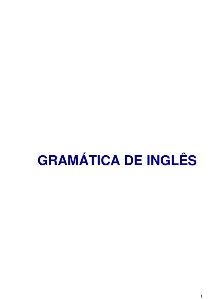 Artigos gramatica