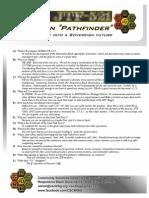 JTF-521 Q & A