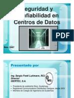 Data Centers SF Est and Ares V2