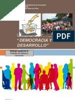 Unidad de nivelación. Democracia y Desarrollo - 5°