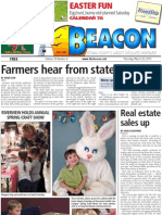 The Beacon - March 29, 2012