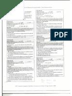 Geometría descriptiva II  - Proyección Oblicua Frontal