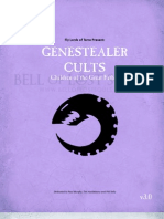 Genestealer Cult FLoT 3