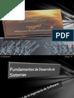 Fundamentos de Desarrollo de Sistema III