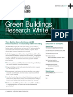 Green Buildings Research White Paper 2007