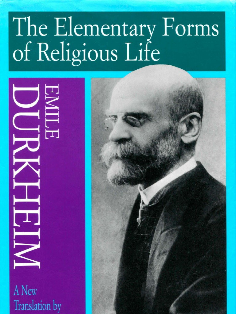 How to write a paper on Durkehim?