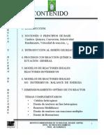 Cinética y Diseño de Reactores - Notas