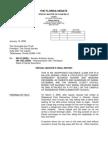 Daniel Decembr -- Rational of Lawsuit, Case