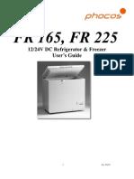 FR165 225 User Manual ENG
