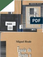 REALE, Miguel. Teoria do direito e do Estado. São Paulo, Saraiva, 2000.