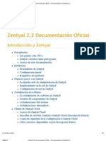 Zentyal 2.2 Documentación Oficial — Documentación de Zentyal 2