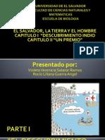 03 El Salvador, La Tierra y El Hombre Capitlos i y II