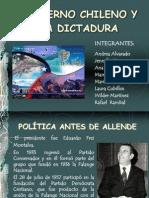 Exposición Gob Allende y Pinochet