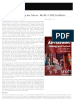 Social Advertising Strategic Outlook 2012-2013 Asia, 2012