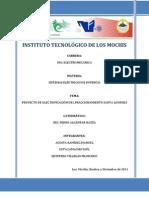 Proyecto Final - Sistemas Eléctricos de Potencia