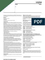 Doc sémio UQAM - info programme